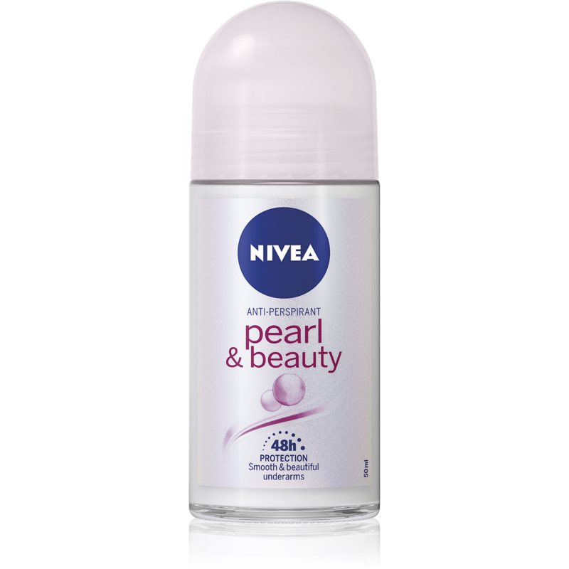 Nivea Pearl & Beauty Antiperspirant Roll-On 48h  50 ml from Nivea