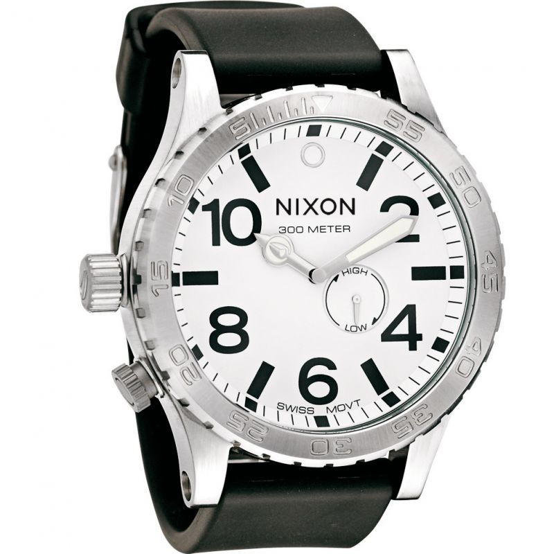 Mens Nixon The 51-30 PU Watch from Nixon