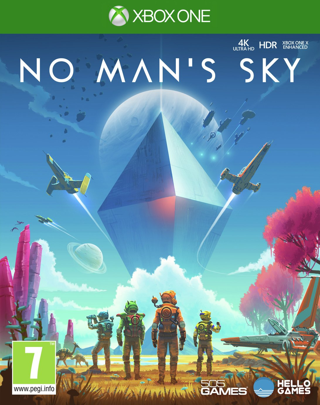 No Man's Sky Xbox One Game from No Man's Sky
