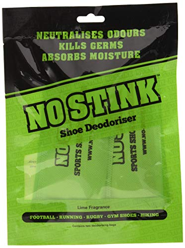 No Stink Sports Shoe Deodouriser Green from No Stink