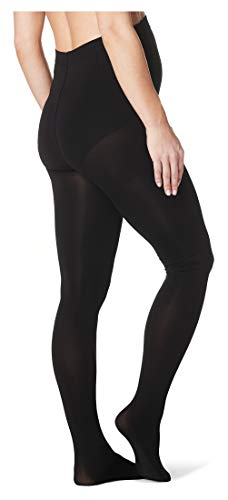 Noppies Women's 60 Den Maternity Tights, Black, Small (Manufacturer Size:Small/Medium) from Noppies