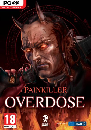 Painkiller Overdose (PC DVD) from Nordic Games