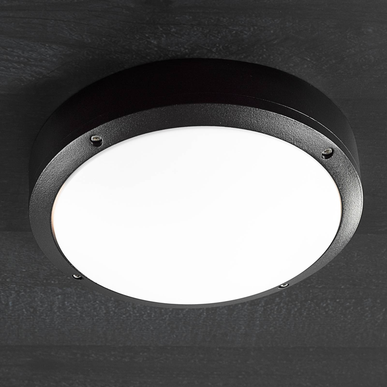 Desi 28 - a ceiling light for outdoors from Nordlux