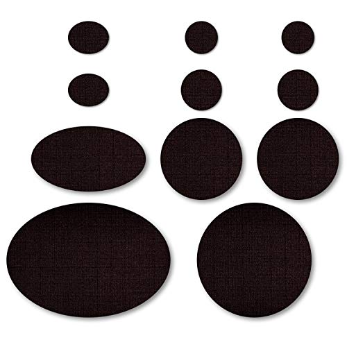 Down Jacket First Aid Repair Patch Kit (Black Colour) from Nordtown