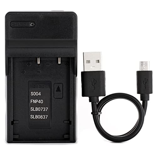KLIC-7005 Ultra Slim USB Charger for Kodak EasyShare C763 Camera from Norifon