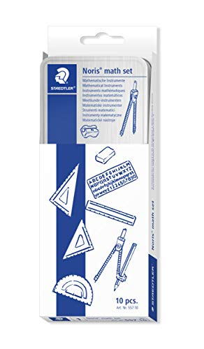 Staedtler 557 10 Noris Club Mathematical Set from Noris Club