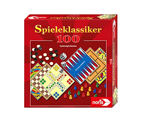 Noris Spiele 606111686 Game Classic with 100 Uses from Noris Spiele