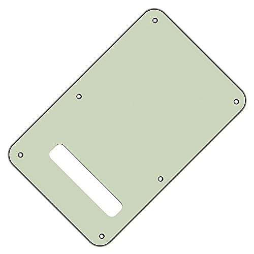 Squier Stratocaster Backplate - Mint Green from Northwest Guitars