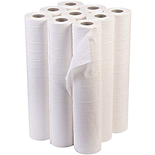 "Northwood Premium White 20"" Couch Roll Hygiene Roll - 40 Metres (9) from Northwood"