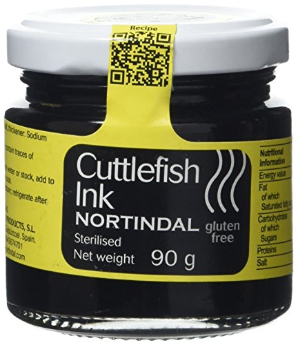 Squid (cuttlefish) Ink 90g from Nortindal