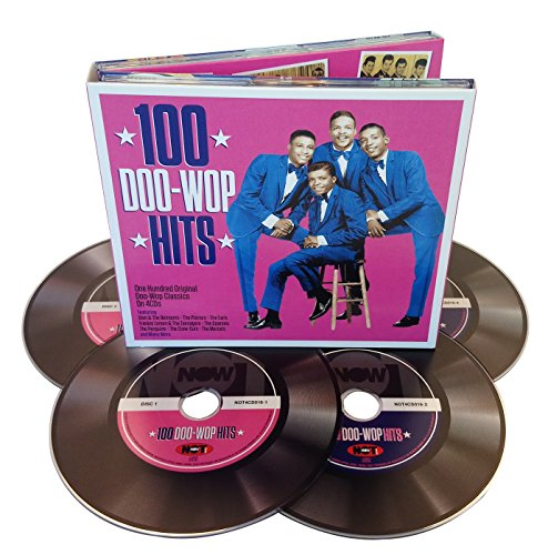 100 Doo-Wop Classics [4CD Box Set] from NOT NOW