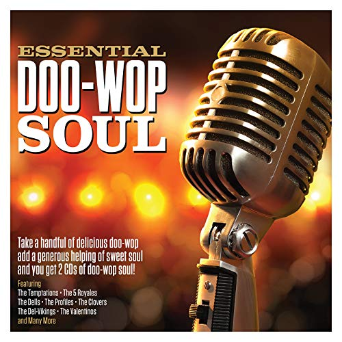 Essential Doo-Wop Soul [Double CD] from Not Now Music