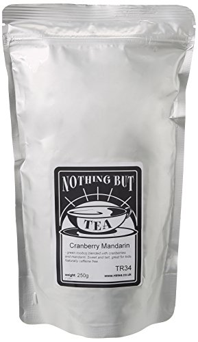Nothing But Tea Green Rooibos Cranberry Mandarin 250 g from Nothing but Tea