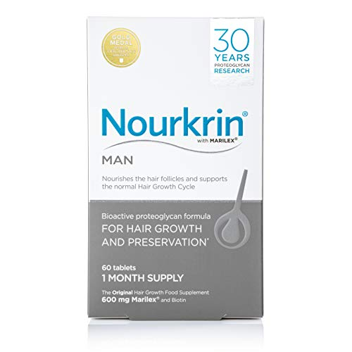 Nourkrin Man 60 Tablets (1 Month Supply) from Nourkrin