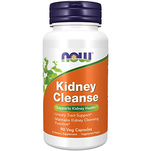 Kidney Cleanse ~ 90 Veggie Caps by Now Foods ~ Supports Kidney Health from Now Foods