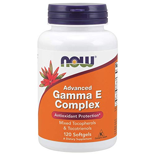 NOW Foods Advanced Gamma E 120 Softgels - New from Now Foods