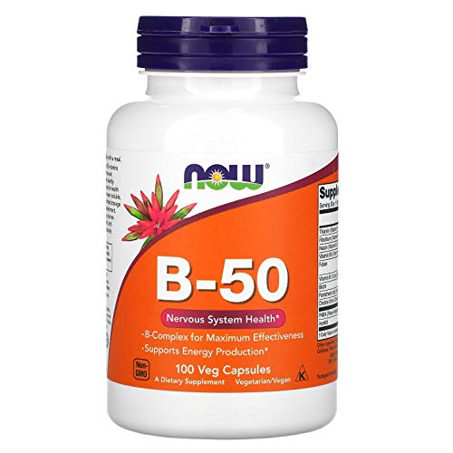 NOW Foods - B-50 100 tabs from NOW Foods