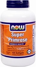 Super Primrose, 1300mg - 120 softgels by NOW Foods M from Now Foods
