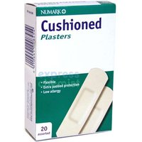 Numark Cushioned Plasters (20) from Numark