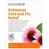 Numark Echinacea Cold and Flu Relief 30 Tablets from Numark