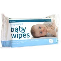 Numark FRAGRANCED Baby Wipes 72 (GREEN PACKET) from Numark
