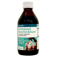 Numark Mentholated Bronchial Balsam 200ml from Numark