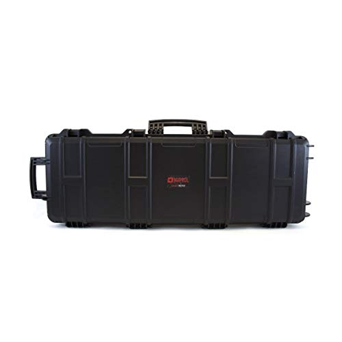 Nuprol Large Rifle Hard Case - Black from Nuprol