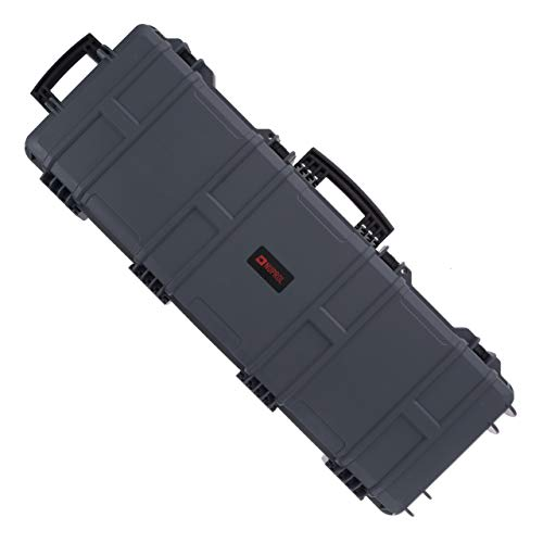 Nuprol Large Rifle Hard Case - Grey from Nuprol