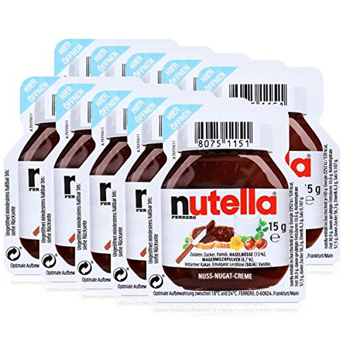 10 Nutella – 10 x 15g serving from Nutella