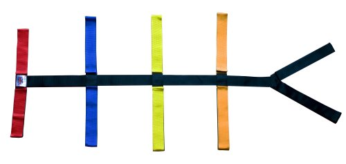 Nutwell Spider Strap, Adjustable, Multi Coloured from Nutwell