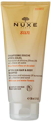 Nuxe After Sun Shower Gel for Body and Hair, 200 ml from Nuxe