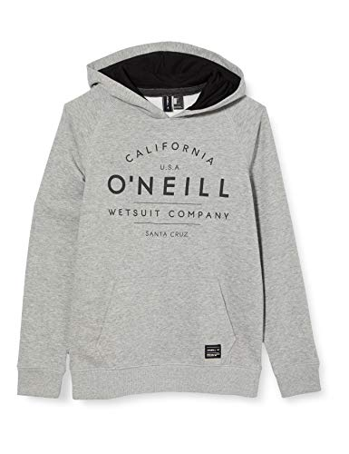O'Neill Kid's Boys Life Sweatshirt, Silver Melee, Size 152 from O'Neill
