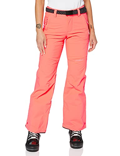 O'Neill Women's Star Snow Pant - Neon Tangerine Pink, X-Small from O'Neill