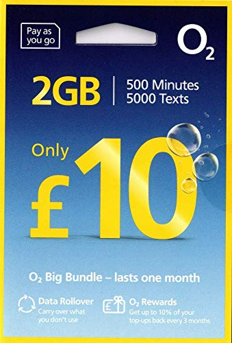 O2 3G/4G PAYG BIG Value Bundles MULTI Sim Card -Pay As You Go - Includes Nano/Micro/Standard - UNLIMITED CALLS, TEXTS & DATA For IPHONE 4/4S/5/5C/5S/6/6S/6+ / Ipad 2/3/4/5/Air/Air2/Air5 / GALAXY S2/S3/S4/S5/S6/S6-Edge / GALAXY TAB / NOTES 2/3/4/5- SEALED - > MOBILES DIRECTS COMMUNICATIONS LTD from O2