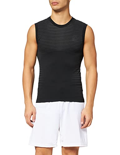 Odlo Men's Originals Crew Warm Long Sleeve Base Layer - Black, Small from ODLO