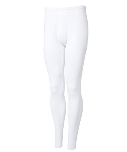 ODLO Men's Warm Pants - White, 2X-Large from ODLO