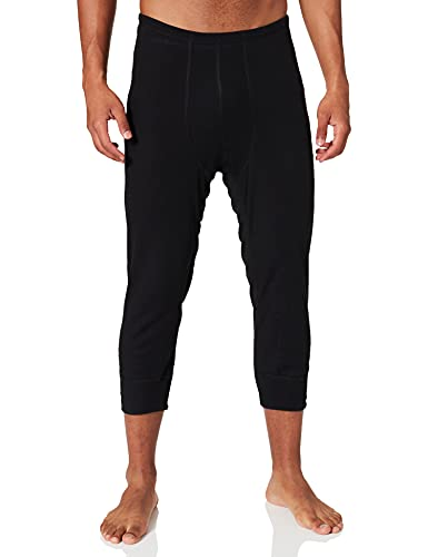 ODLO Warm 3/4 Trousers black black - black Size:XXL from ODLO