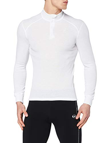 Odlo Women's Warm Trousers, white, XS from ODLO
