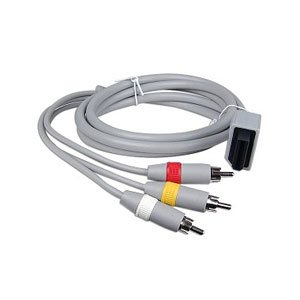 AV Cable (Nintendo Wii) from OEM SYSTEMS
