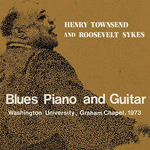 Blues Piano And Guitar from Townsend, Henry