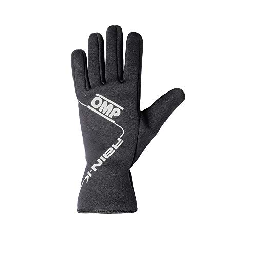 Omp OMPKK02739071S Gloves, Black, Talla S from OMP