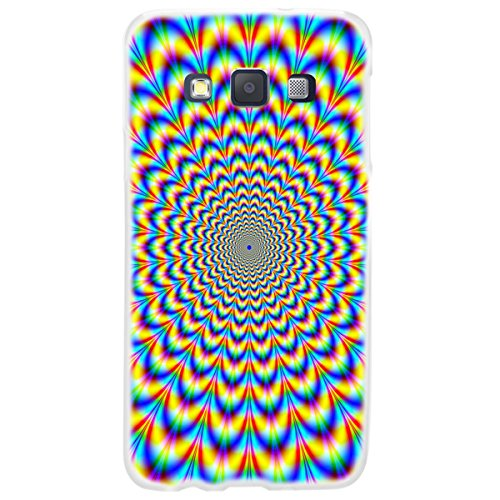 OOH!COLOR 025609 _ MAB024 Magic with Pattern Soft TPU Silicone Bumper Case for Samsung Galaxy A3 A300 Clear from OOH!COLOR
