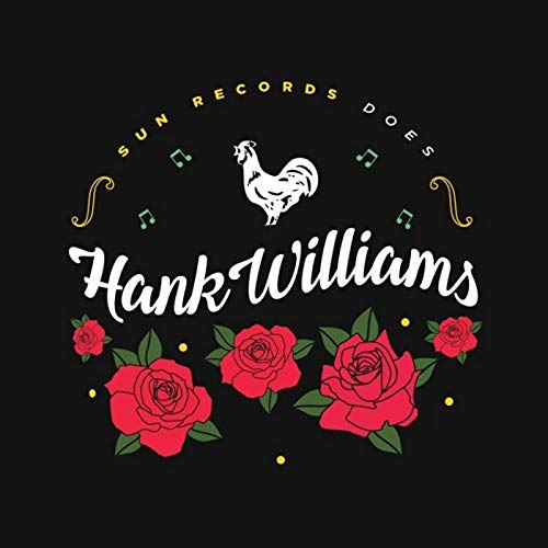 Sun Records Does Hank Williams [VINYL] from ORG RECORDS