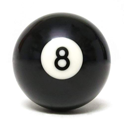 New Clam Pack Single No 8 Black Snooker 2 Inch Pool Ball Snooker Table Ball from OSG