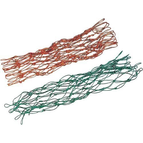 New Netball Practice Nets Polythene Ring Net Replacement Hoop Green & Red from OSG