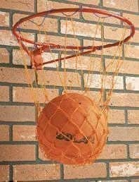 New Netball Ring & Net Set Outdoor Wall Mounted Sports Hoop Garden Games from OSG