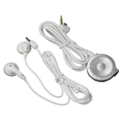OSTENT Stereo Earphones Headphone Remote Control Compatible for Sony PSP 1000 Console from OSTENT