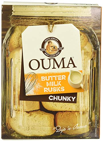 Ouma Buttermilk Rusks 500g from OUMA