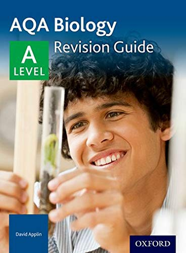 AQA A Level Biology Revision Guide from OUP Oxford