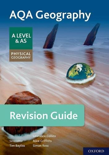 AQA Geography for A Level & AS Physical Geography Revision Guide from OUP Oxford